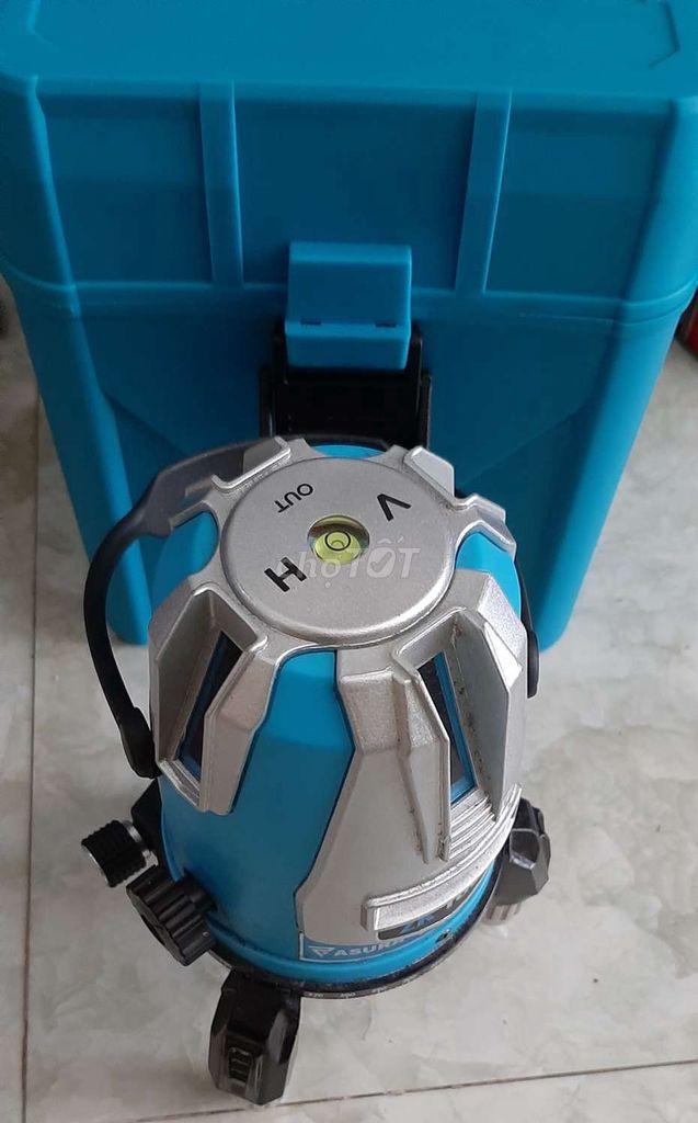 0901124021 - Máy đo laze siêu nét 5 tia xanh