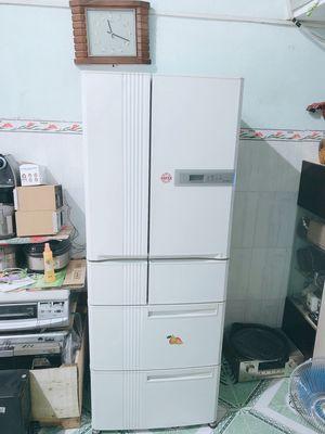 Tủ lạnh Mitsubishi MR-G45M-w1 noi địa nhật