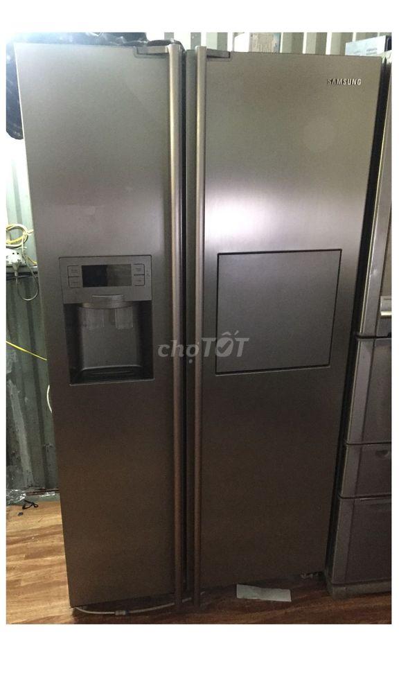 Tủ lạnh Samsung SBS dòng 2 cánh 53.4 lít lạnh sâu