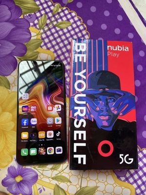 Gaming phone  Nubia Play 5G