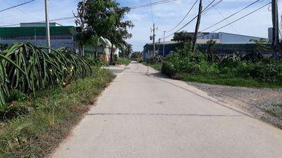 Đất Phú Hưng-Hàm Mỹ-Hàm Thuận Nam-DT 1.274m2.