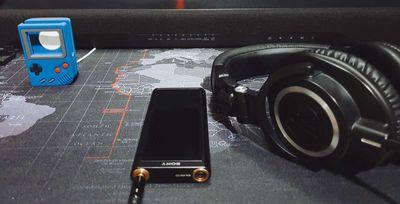Máy nghe nhạc Sony Walkman ZX300