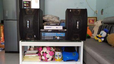 Thanh lý rẻ dàn âm thanh karaoke