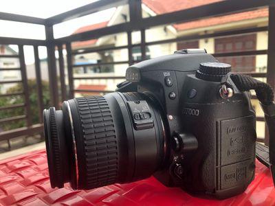 Nikon D7000 mới 99%