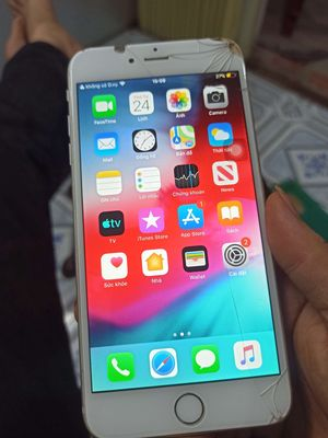Apple iPhone 6 plus Trắng Cảm ứng tốt