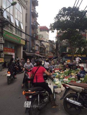 Bán nhà Chính Kinh, Thanh Xuân, 33 m2, 4t, mt 4.4m