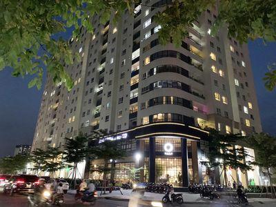Căn DreamHome Residence 62m² 2PN ban công Đông Nam