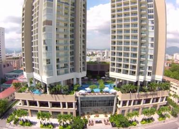 Chung cư The Costa Nha Trang 75m² 2PN