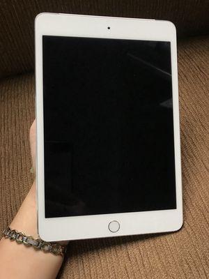 Ipad Mini 4 Silver 16gb 4G Wifi Đẹp Long Lanh 99%