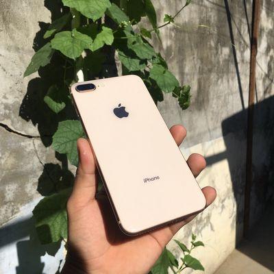 iPhone 8 plus vàng hồng 64GB xách tay Mỹ
