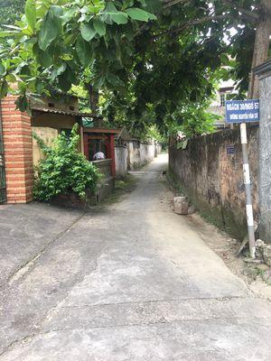 Bán 1530m đất tx Vàng Danh Uông Bí làm kho, xưởng