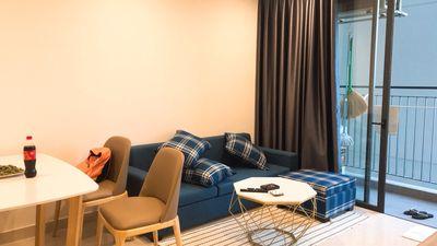 Cho thuê CH 1PN+(45m2),Full nội thất mới VinhomeQ9