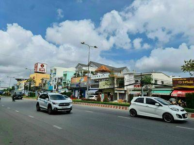 Bán nhà Mặt Tiền 345m2, Mậu Thân, An Hòa, NKieu