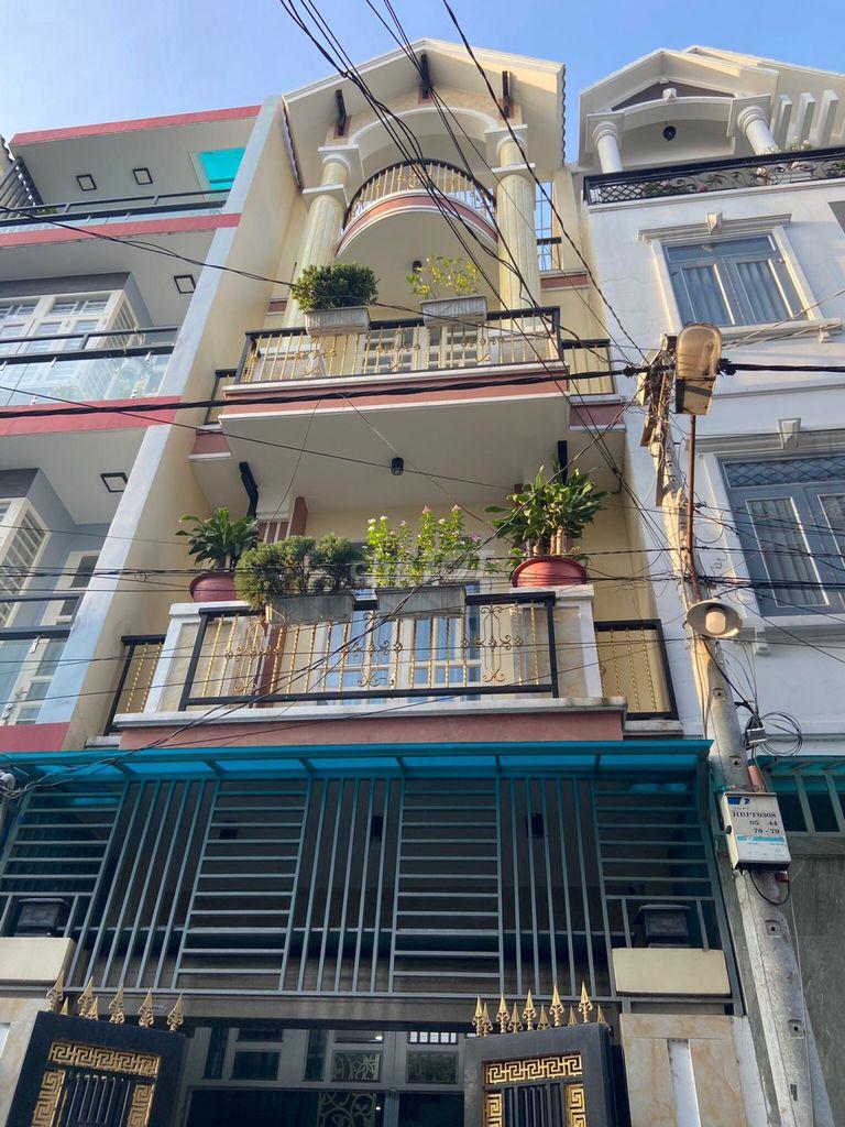 Nhà 56m2 KDC Hồng Long, Hiệp Bình Chánh. SHR