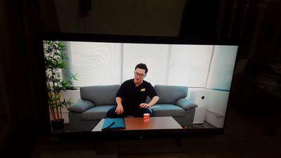 "Tivi Smart Sony 49"""