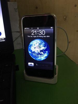 iPhone 2g máy sưu tầm