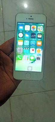 Iphone 5 16gb qte xài tốt,pin mới