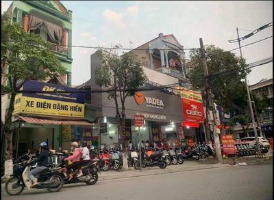 Bán nhà mặt đường Lê Công Thanh