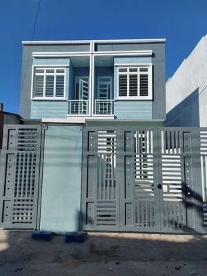 Bán hai căn nhà sc đt 60m phường Bình an