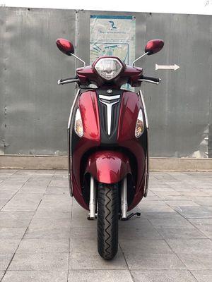 Yamaha Grande màu đỏ mận chính chủ 2018