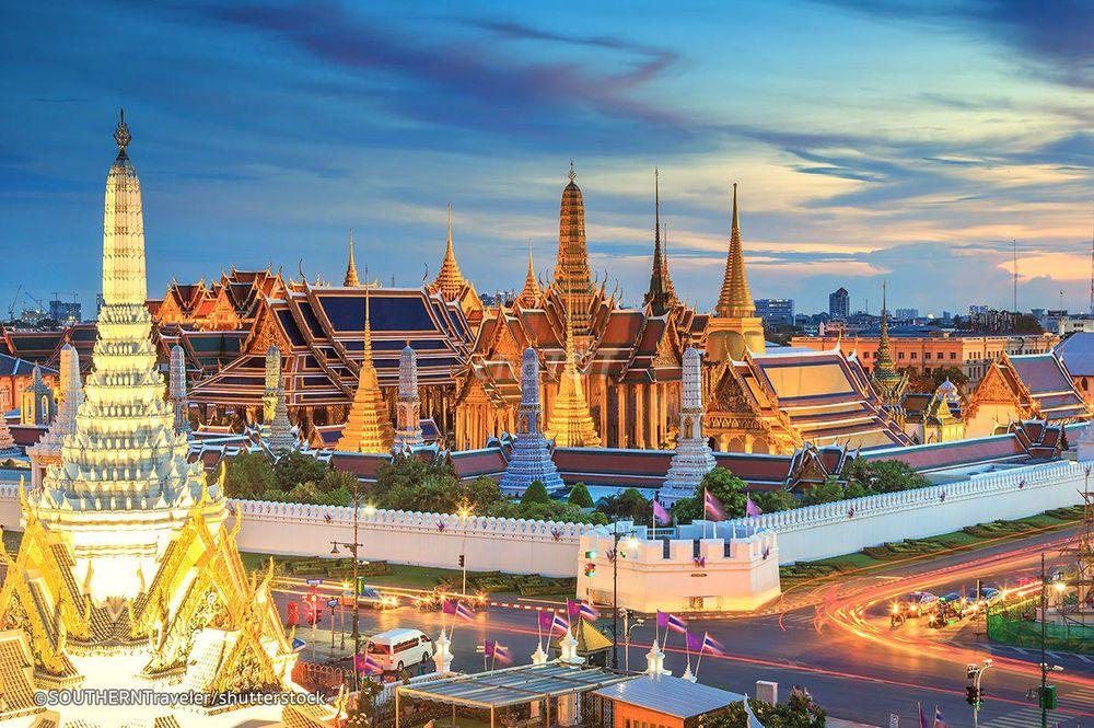 Tour Thái Lan giờ chót giá rẻ