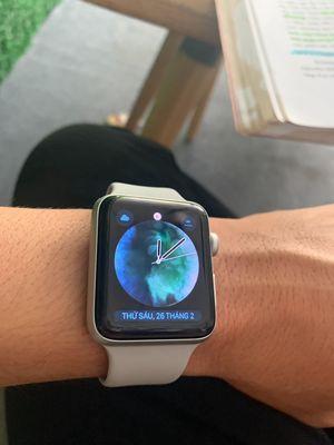 Apple watch sr 3 42mm đẹp