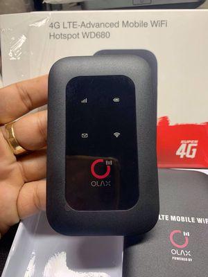 Thiết bị phát wifi từ sim 3G 4G ZTE WD680