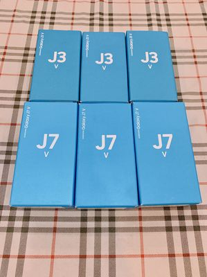 J3 J7 New 100% - Trả Góp 0%