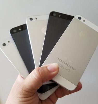 iPhone 5 Bản Quốc Tế Zin Và Đẹp : Bao Mở Xem