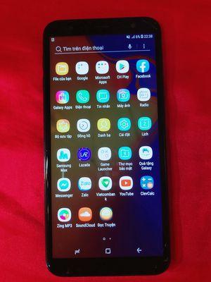 Samsung Galaxy J6 plus đen 32g