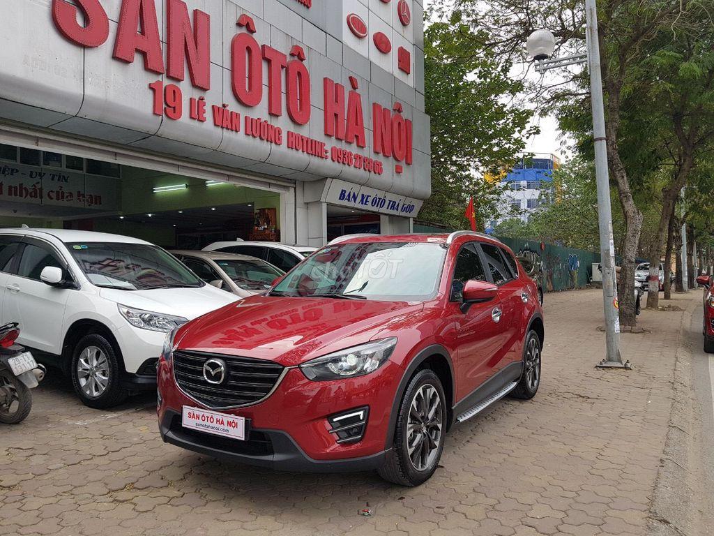 Mazda CX 5 2017 Tự động; cx5 2.5 màu đỏ