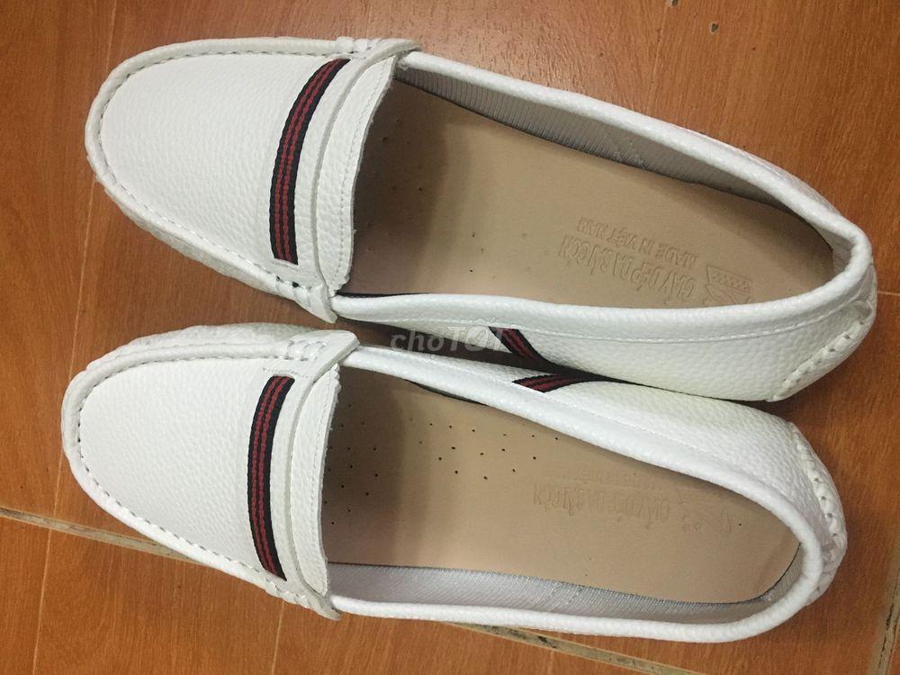 Giày lười mới 100%