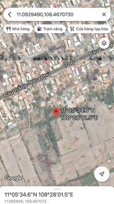 Chính chủ bán lô đất trong khu dân cư Hoà Thắng