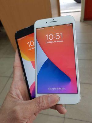 iPhone 7 plus 32G quốc tế có 2 màu đen, trắng.