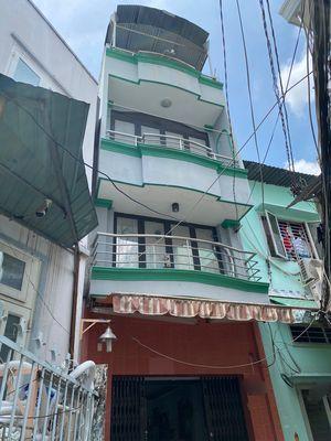 Bán Nhà ÂU CƠ, Q.Tân Bình, DTSD 68m2,4Lầu,2PN, 3WC
