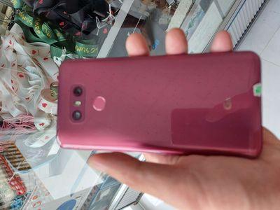 LG G6 Đỏ 64 GB hàn keng