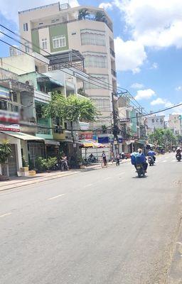 Nhà 3 lầu mặt tiền kinh doanh đường Hưng Phú P8 Q8