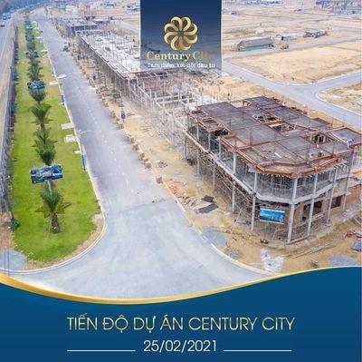 100m2 đất đô thị sân bay Long Thành, ck cao, SHR
