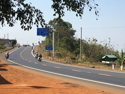 Đất Huyện Đắk Song 540m² 9x60