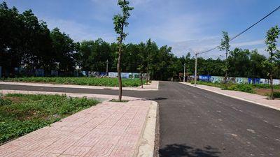 Đất Sổ Hồng Riêng 150m2 , đường 28m