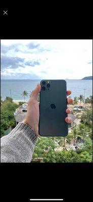 Iphone 11 promax QT