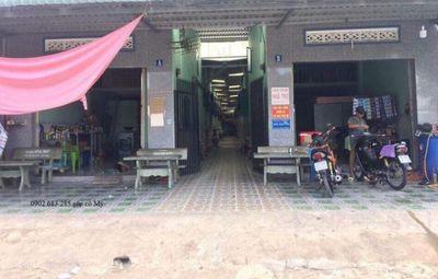 Dãy 5 phòng trọ mặt tiền Phan Văn Hớn, Hóc Môn