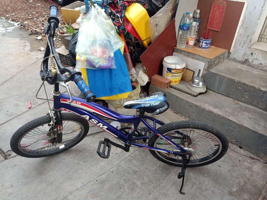 0975037217 - Thanh lý xe đạp thể thao bé 8 10 tuổi chạy ok