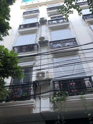 Nhà tại Nguyễn Hoàng -Nam Từ Liêm 40m2