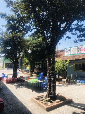 Mặt bằng quán nhậu, quán ăn, nhà hàng khu vsip 2