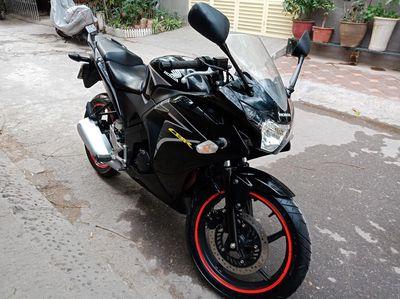 Honda CBR 150 chính chủ màu đen đăng ký 217