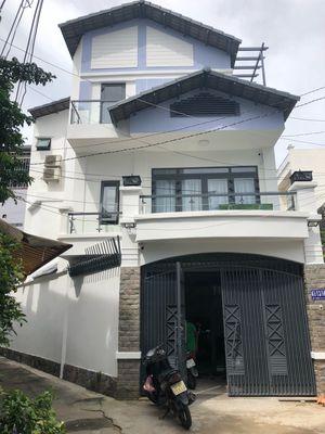 Nhá biệt thự Tân Bình, 2 mặt tiền