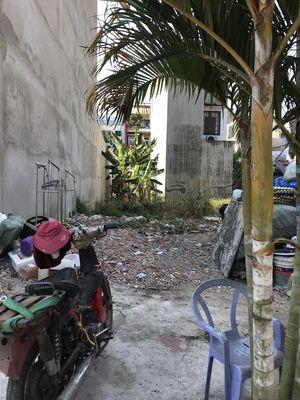 Đất mặt tiền đường đối diện chợ Tân Phú,Tp.Thủ Đuc