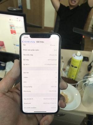 iPhone XS 256 GB trắng quốc tế