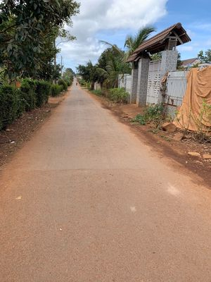 Bán đất thổ cư đường nhựa cách cổng chợ 500m